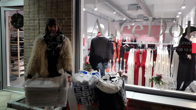 AliceDot butik på Einar Hansens Esplanad i Malmö.