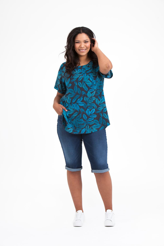 Sally linneskjorta